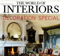 THE WORLD OF INTERIORS – 10
