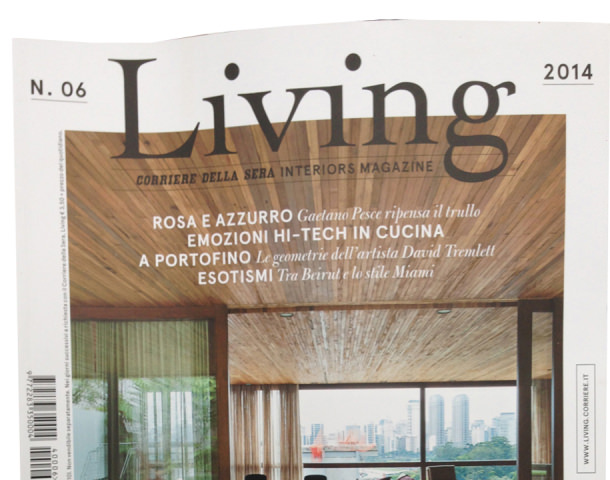 Liza Beirut – press LIVING giugno 14