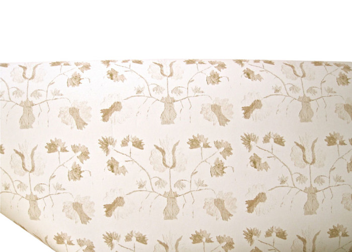 SASH FLOWER NEUTRAL