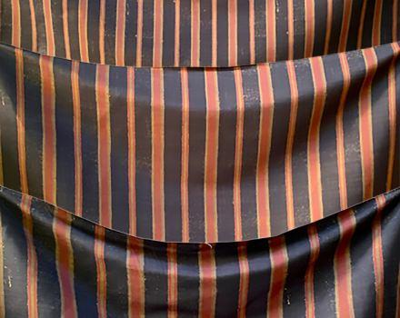 Stripes Night Blue