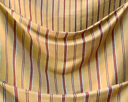 Stripes Yellow-Peach