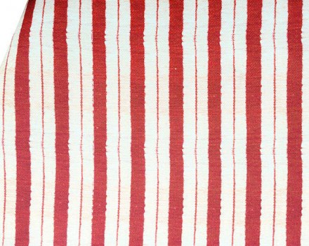 MARKET STRIPES RED