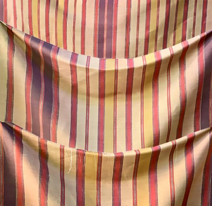 Stripes Colors warm