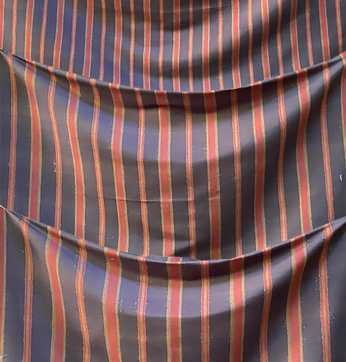 Stripes Blue and Red