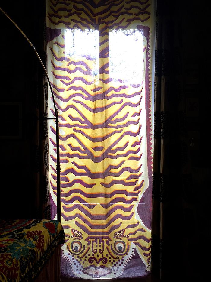 Royal  linen voile \curtain
