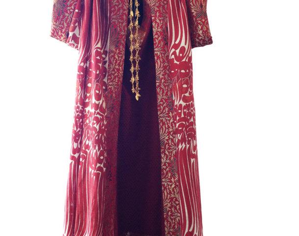 'Segni' Kaftan by Orient 499