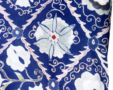 SUZANI BLUE