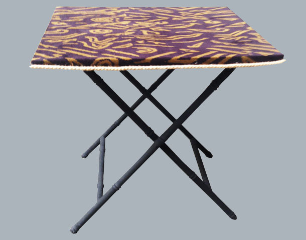 Foldable table Tiger Run