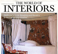 THE WORLD OF INTERIORS US – 09
