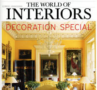 WORLD OF INTERIORS 10