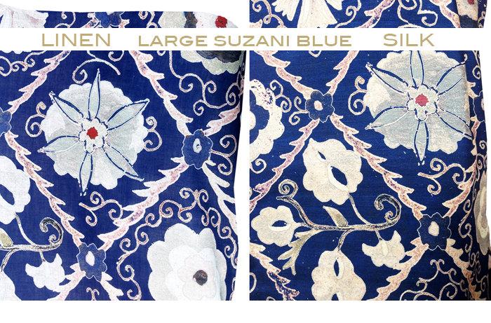 blue silk  copia