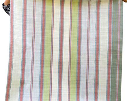 Stripes in Green