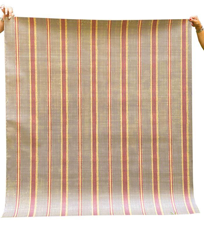 Stripes Mauve & Ocra