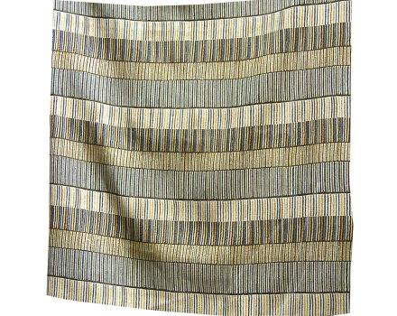 Miao Stripes cool linen