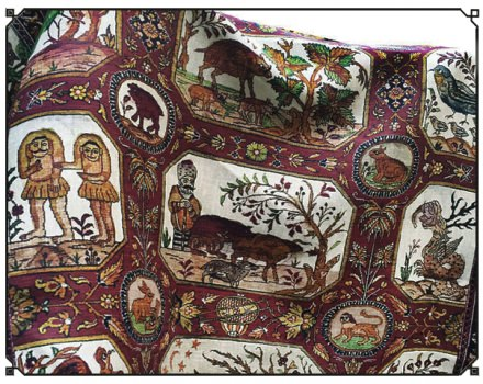A Persian Life (panel)