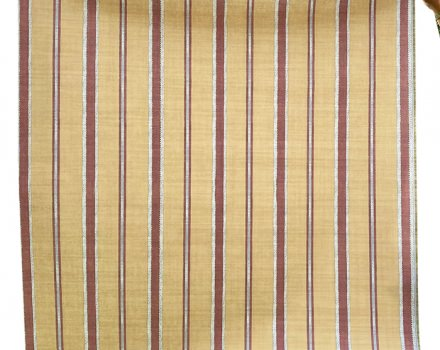 Stripes Yellow Peach