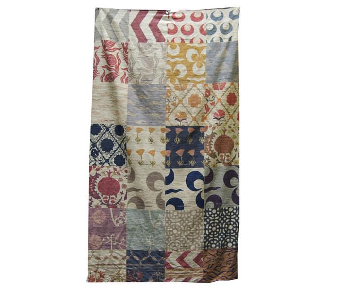 The Imperial Collection - Seta Tussah/Tussah Silk - Telo Campionario/Sample Scarf