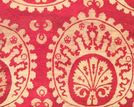 Venice Ottoman Rosso